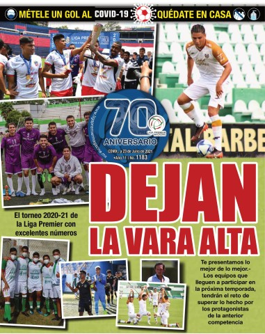 Liga Premier Magazine No. 1183