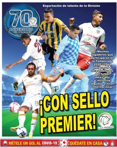 Liga Premier Magazine No. 1184