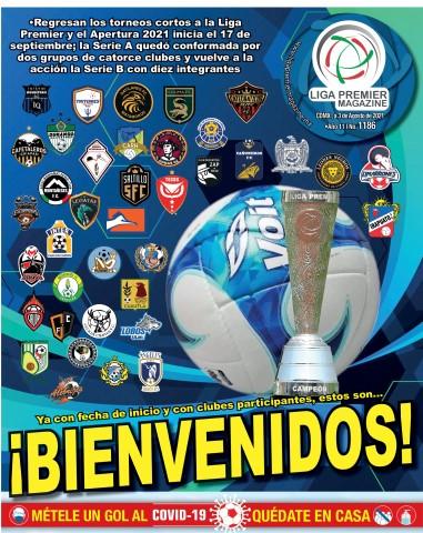 Liga Premier Magazine No. 1186