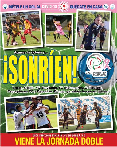 Liga Premier Magazine No. 1206