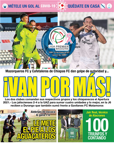 Liga Premier Magazine No. 1207