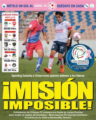 Liga Premier Magazine No. 1209